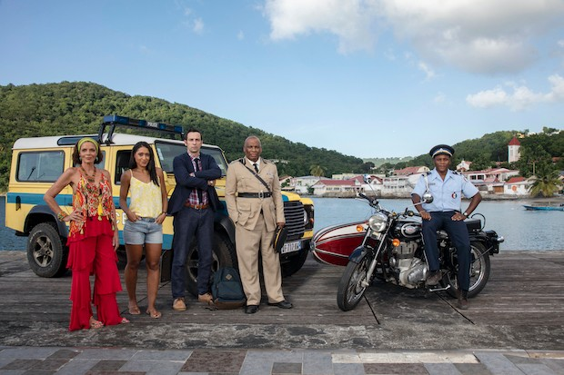 Death in Paradise renewed for two more series