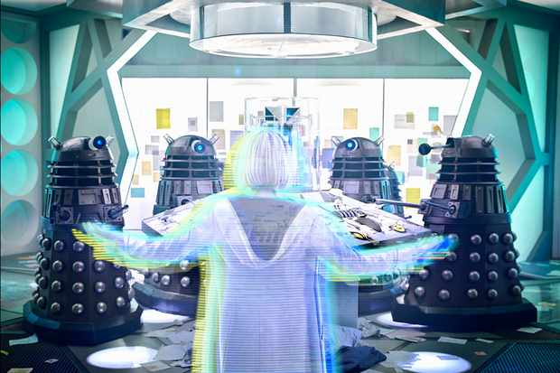 Jodie Whittaker Daleks