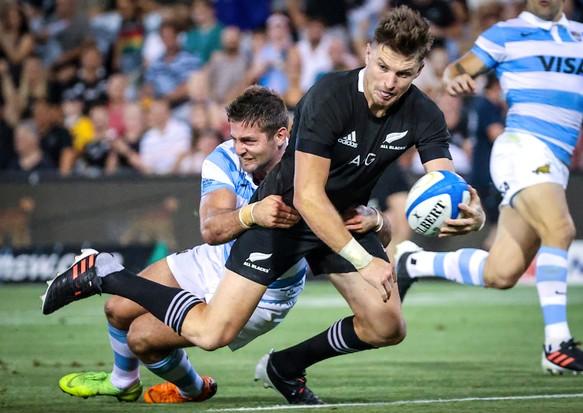 Meilleur joueur de rugby du monde 2021 Beauden Barrett