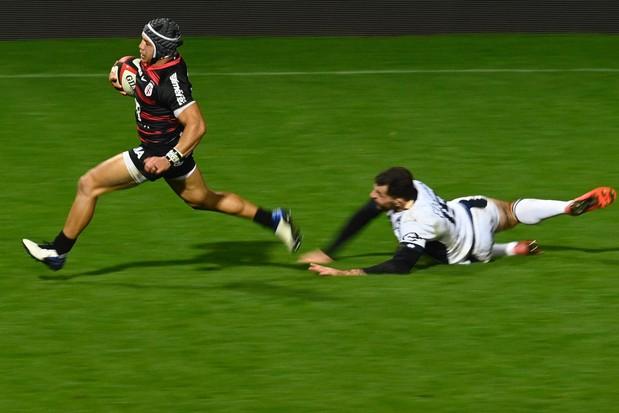 Meilleur joueur de rugby du monde 2021 Cheslin Kolbe
