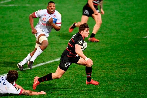 Meilleur joueur de rugby du monde 2021 Antoine Dupont