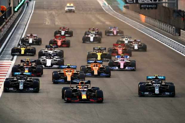 F1 driver line-up 2021: confirmed team pairings for next season