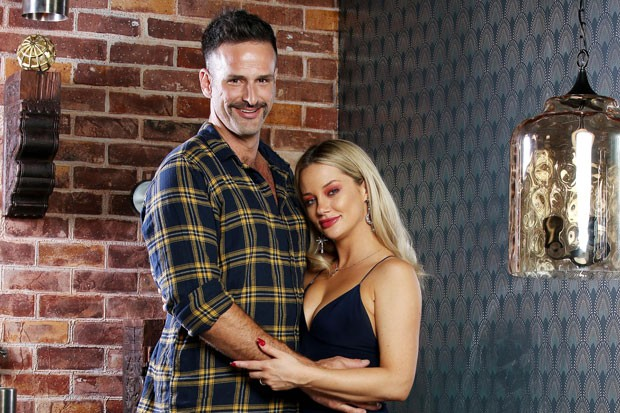 Married at First Sight Australia Jessika and Mick