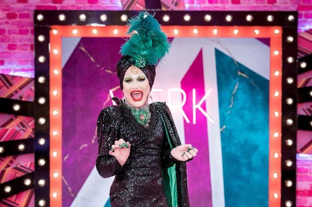 RuPaul's Drag Race UK contestant Joe Black