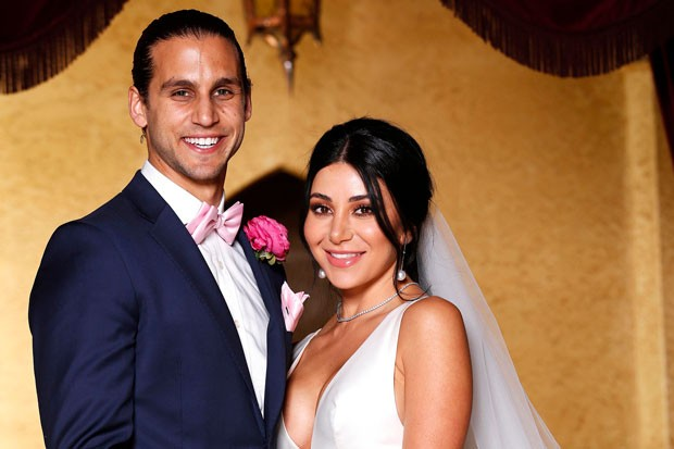 Married at First Sight Australia's Martha and Michael