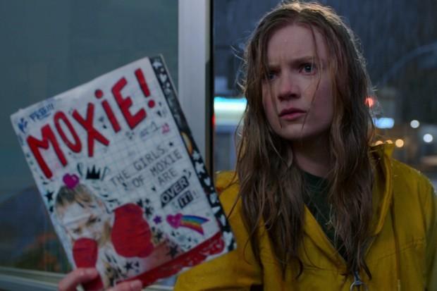 Moxie movie on Netflix