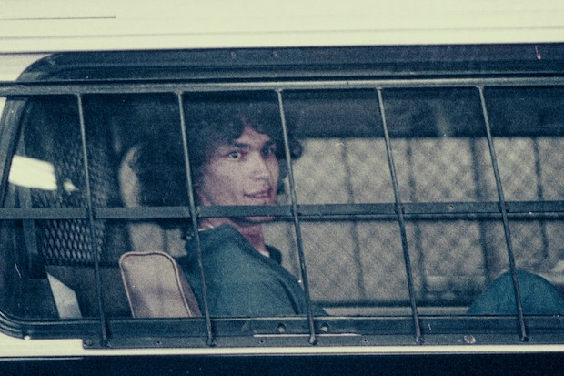 Richard Ramirez (The Night Stalker) in Night Stalker: The Hunt for a Serial Killer