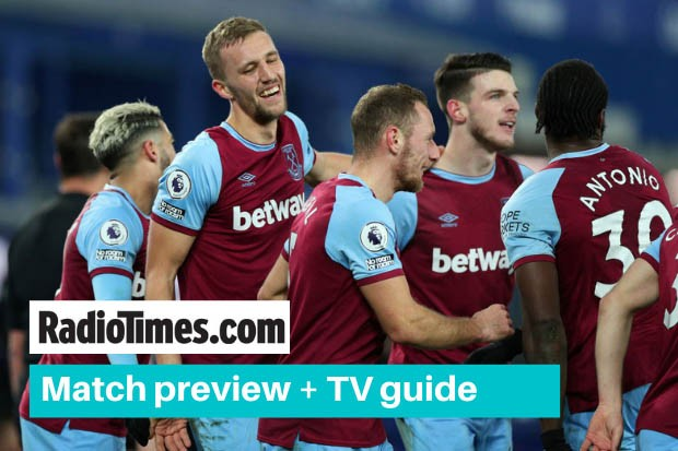 What channel is Burnley v West Ham Premier League match on? Kick off time, live stream and latest team news
