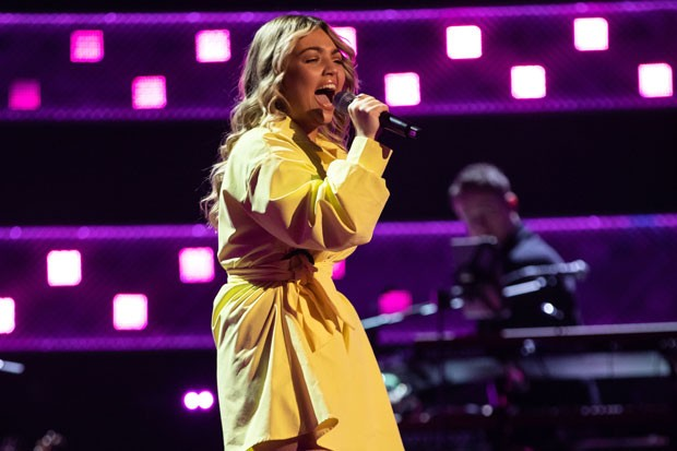 The Voice UK 2021 contestant Chanel Yates