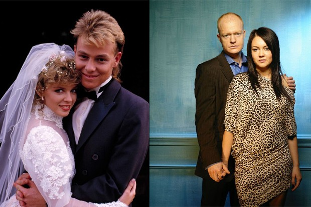 Who is the best soap couple of all time? Cast your vote now