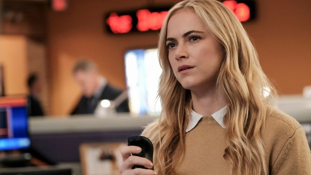 Bishop (Emily Wickersham) in NCIS season 18