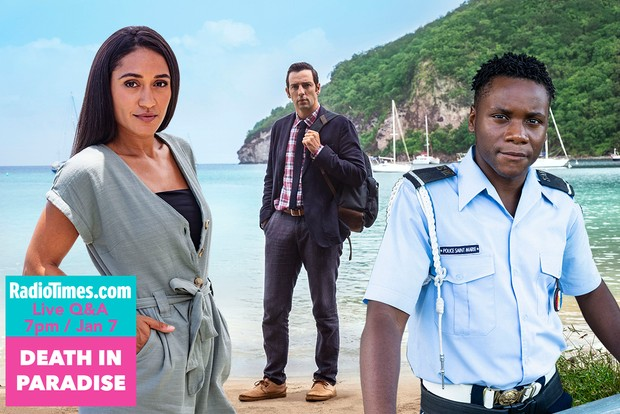 Death in Paradise live Q&A