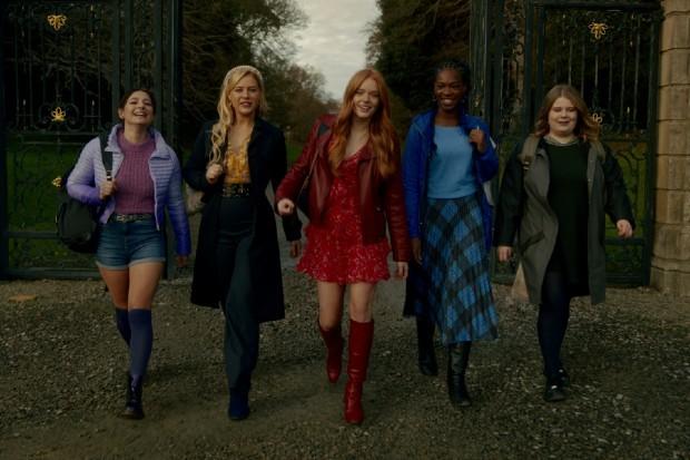 Fate: The Winx Saga cast