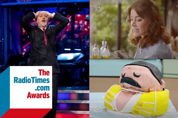 rt awards tv moment
