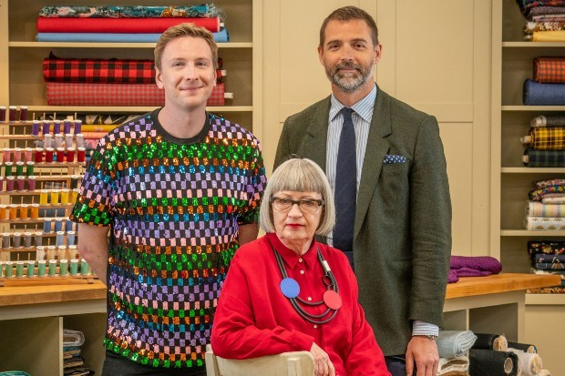 The Great British Sewing Bee series 7 (2021)