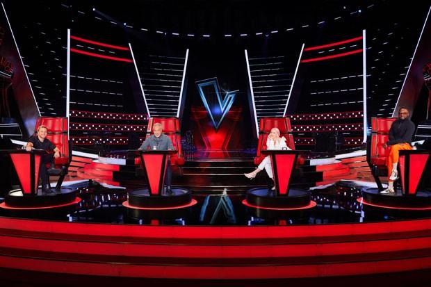 The Voice UK 2021