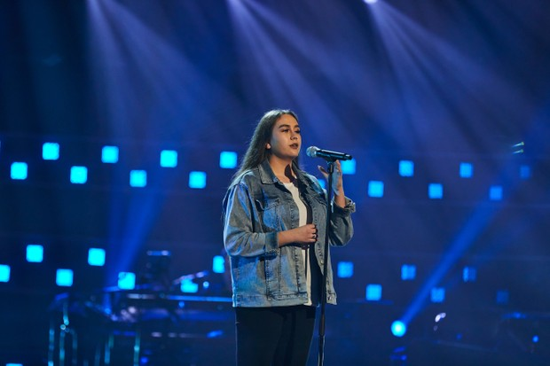 The Voice 2021 contestant Grace Holden