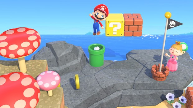 Warp Pipe could be the best thing about updating Mario's Animal Crossing.