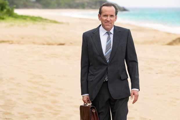 Ben Miller returns to Death in Paradise
