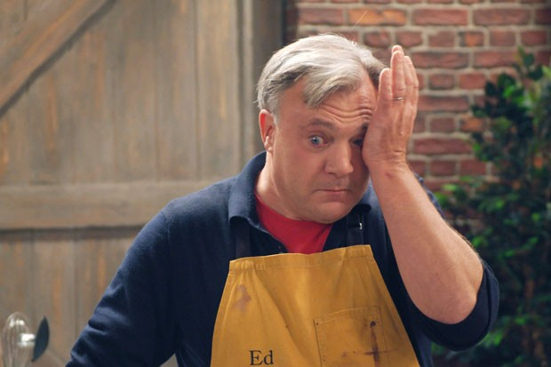 Celebrity Best Home Cook winner Ed Balls