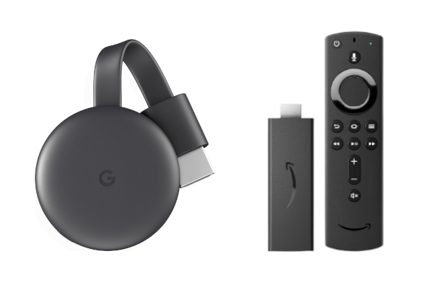 Google Chromecast vs Amazon Fire TV Stick: which should you buy?