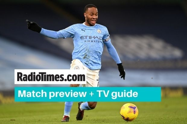 What channel is Everton v Man City Premier League match on? Kick off time and latest team news- 17 February 2021