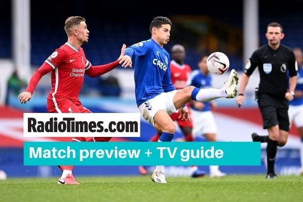 What channel is Liverpool v Everton Premier League match on? Kick off time, live stream and latest team news