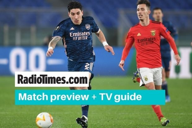 What channel is Arsenal v Benfica Europa League match on? Kick off time, live stream and latest team news