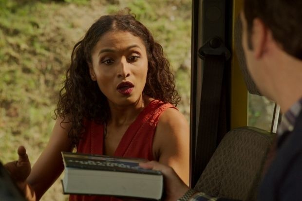 Death in Paradise - Camille and Ralph