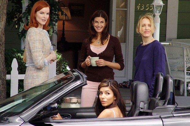 """UNITED STATES - AUGUST 19:  101014_2670 -- DESPERATE HOUSEWIVES - """"PRETTY LITTLE PICTURE""""  (Photo by Danny Feld/Walt Disney Television via Getty Images)"""