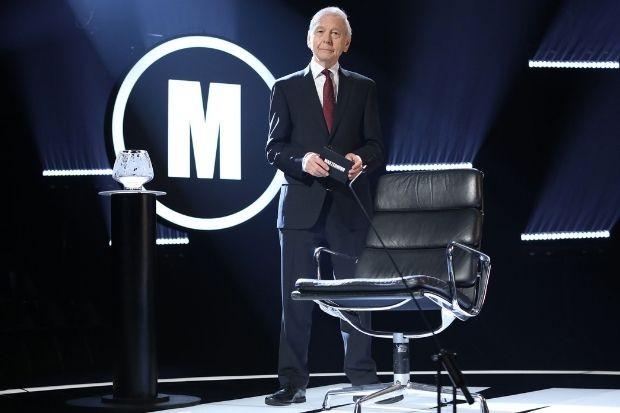 Mastermind host John Humphrys