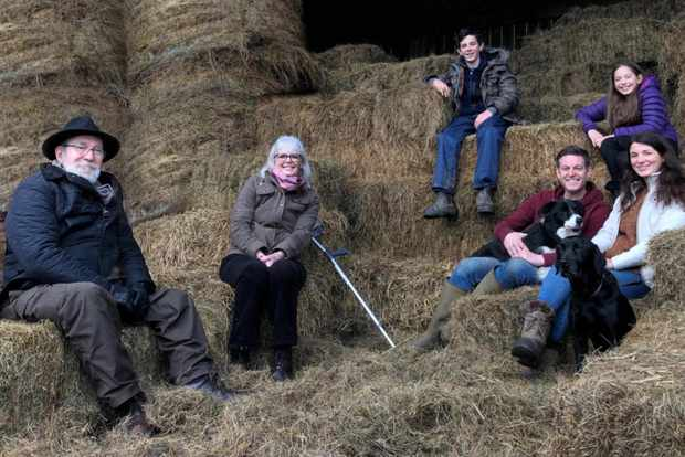 Matt Baker Our Farm in the Dales