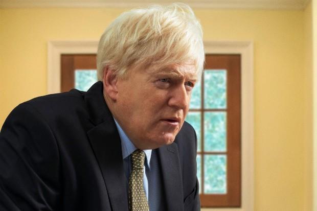 Kenneth Branagh plays Boris Johnson in This Sceptred Isle