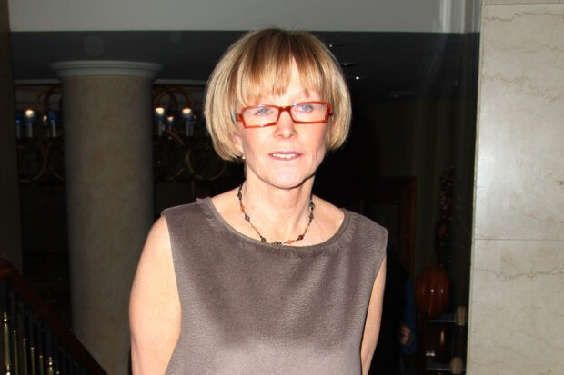 Anne Robinson, new host of Countdown