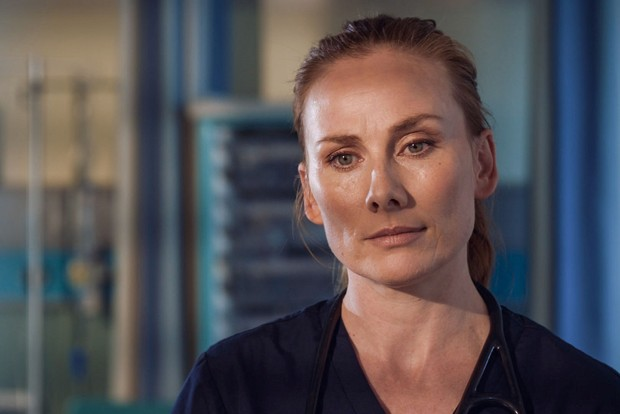 Jac Naylor leaves Holby City