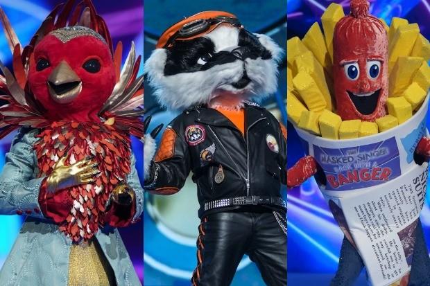Masked Singer S Sausage Badger And Robin Unmasked By Fans Radio Times