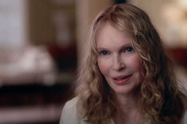 Mia Farrow, Allen v Farrow documentary