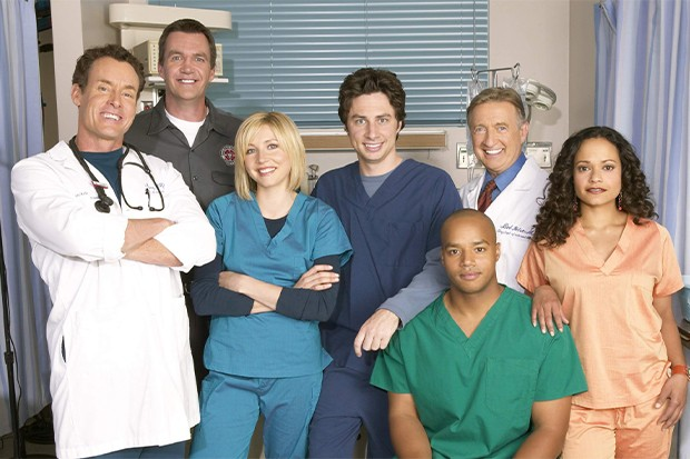 scrubs disney star