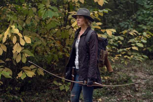 The Walking Dead season 10c: Maggie (Lauren Cohan)