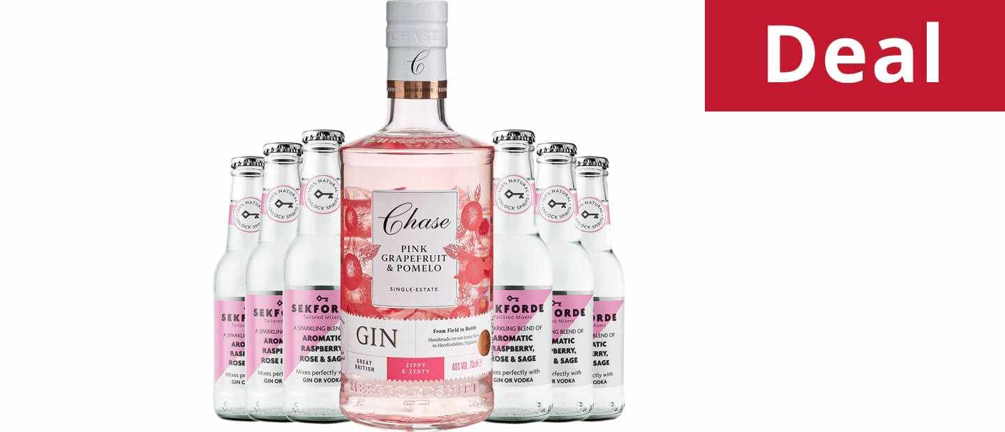 Gin bundles from Spirits Kiosk