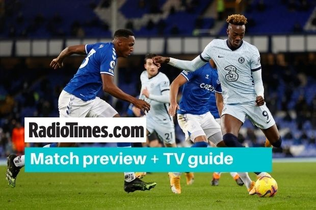 What channel is Chelsea v Everton Premier League match on? Kick off time and latest team news- 8 March 2021