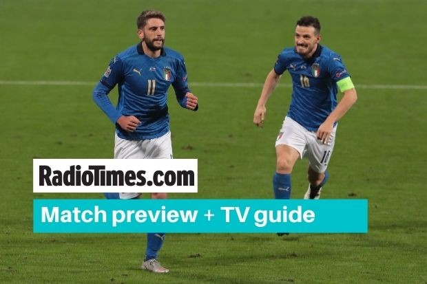What channel is Italy v Northern Ireland World Cup qualifier match on? Kick off time, live stream and latest team news