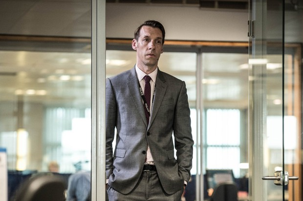 Craig Parkinson as DI Dot Cottan in Line of Duty