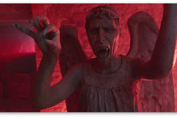 The Weeping Angels return in Doctor Who: The Lonely Assassins.