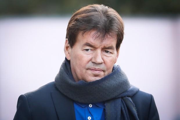 Former Belgian politician Bernard Wesphael