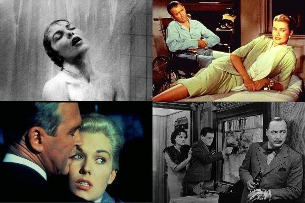 Best Hitchcock films