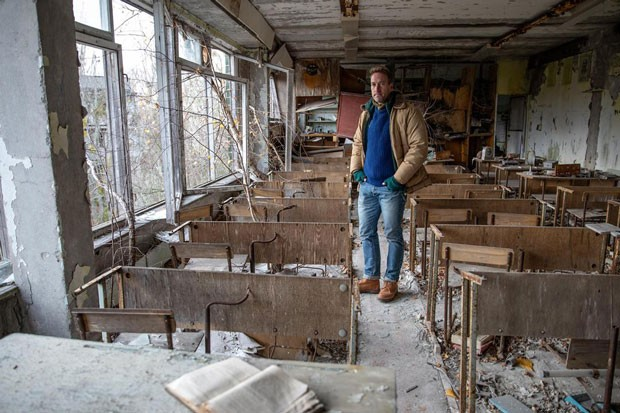 Inside Chernobyl with Ben Fogle