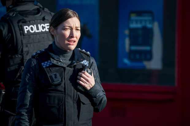 Kelly Macdonald in Line of Duty
