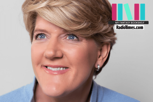 My Fantasy Bookshelf with Clare Balding