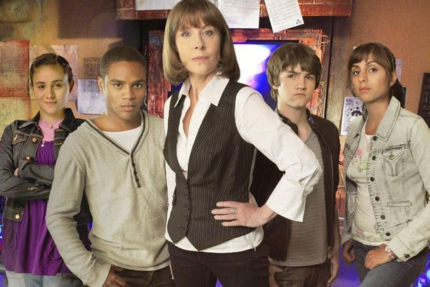 Rani and Clyde Sarah Jane Adventures Doctor Who The Lonely Assassins